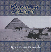 Mazamir Sahara - Upper Egypt Ensemble - CD