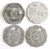 Loose Authentic Coins for Tribal and Belly Dance Costume & Jewelry Making & Repair - ASST SILVER