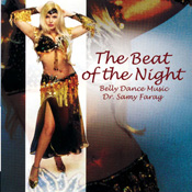 The Beat of the Night - Dr. Samy Farag - CD