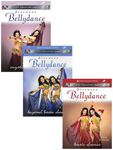 Discover Bellydance Series with Veena & Neena - 3 DVD set