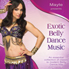 Mayte presents Exotic Belly Dance Music - CD
