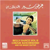 Omar Khorshid: Belly Dance Vol. 2 - CD