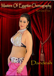 Masters of Egyptian Choreography Vol. 5 - Dandash - DVD