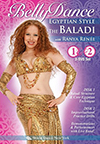 The Baladi: Bellydance Egyptian Style with Ranya Renee (2-Disc Set) - DVD