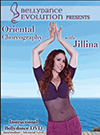 Oriental Choreography with Jillina - DVD