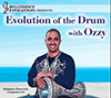 Evolution of the Drum with Ozzy - CD