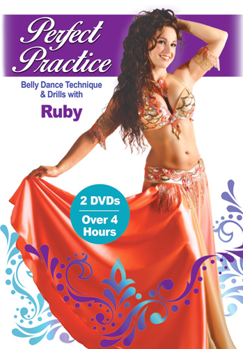Perfect Practice with Ruby - 2-DVD-Set