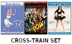 Belly Dance Cross-Train Set - DVD