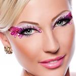 Xotic Eyes Deluxe Stage Makeup Kit - BELLA BLUSH