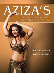 Aziza's Ultimate Bellydance Practice Companion - DVD