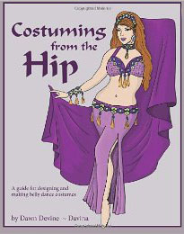 Costuming From the Hip - BOOK