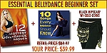 Essential Belly Dance Beginner Set