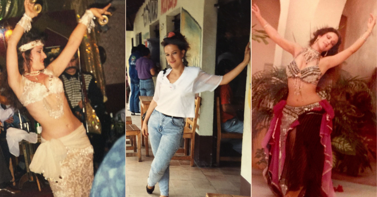 My Life as a Dancer: 1980's South America