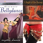 Sensual Belly Dance Beginner Set