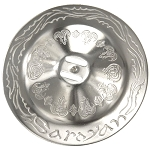 SAROYAN Arabesque II Finger Cymbals - SET OF 4 - GERMAN SILVER