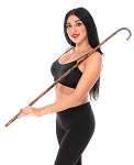 Lightweight Bamboo Cane for Saidi Folk Dance or Bellydance