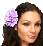 Hair Flower Costume Accessory - LILAC