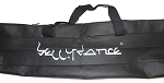 Belly Dance Isis Wings Carry and Storage Bag Travel Case - BLACK