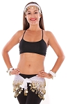 Belly Dance Basics Accessory Kit - WHITE