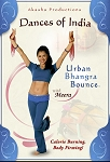 Dances of India: Urban Bhangra Bounce by Meera - DVD