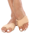 Neoprene Half-Sole Dance Shoes - LIGHT NUDE