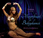Didem presents: Magnificent Bellydance - Music for Oriental Dance - CD