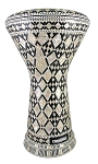 Pro Series Doumbek/Darbuka (Egyptian Tabla) with Mother of Pearl Mosaic Inlays - ALMASI
