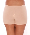Boyshort Dance Undergarment Costume Shorts - LIGHT NUDE