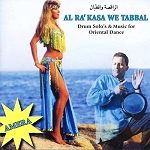Al Ra'kasa We Tabbal: Drum Solos and Music for Oriental Dance - CD
