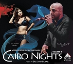Cairo Nights Vol. 9 by Dr. Samy Farag - CD