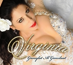 Gamylat Al Gamilaat by Virginia - CD