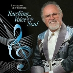 Harry Saroyan: Touching Voice of the Soul - CD