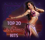 Top 20 Bellydance Hits - CD