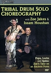 Zoe Jakes & Issam: Tribal Drum Solo Choreography - DVD