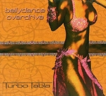 Bellydance Overdrive by Turbo Tabla - CD
