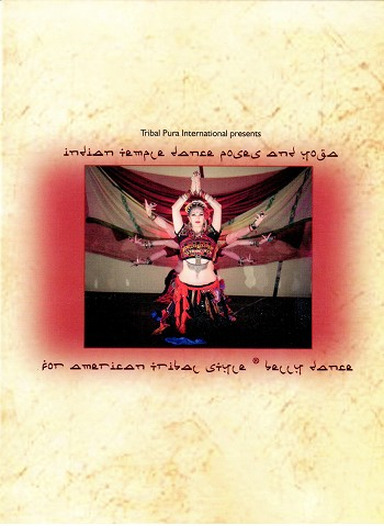 Temple Dance Poses and Yoga for ATS Belly Dance - DVD