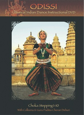 ODISSI: Classical Indian Dance with Colleena Vol 1 - DVD