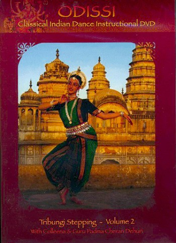 ODISSI: Classical Indian Dance with Colleena Vol 2 - DVD