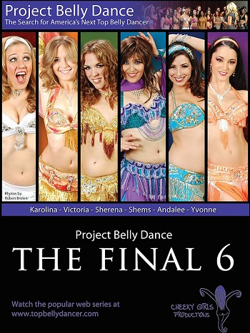 Project Belly Dance: The Final 6 - DVD