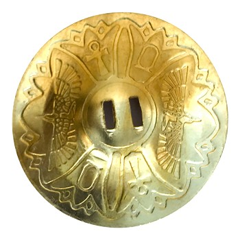 Sagat Finger Cymbals from Egypt - SET OF 4 - BRASS