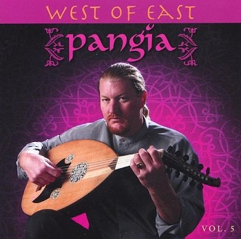 Pangia Vol. 5 - West of East - CD
