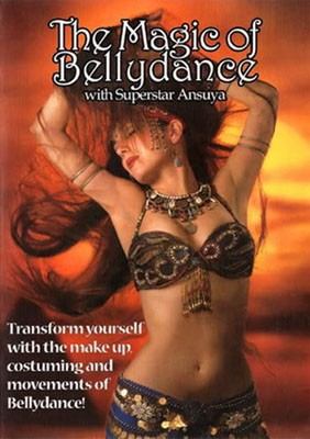 The Magic of Bellydance - Ansuya - DVD