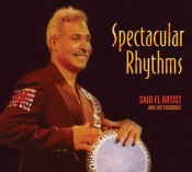 Spectacular Rhythms by Said El Artist - CD