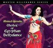 Master of Egyptian Bellydance - Ahmad Qawala - CD