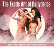 The Exotic Art of Bellydance - CD