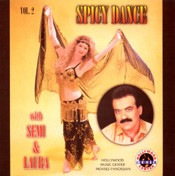Spicy Dance - Semi Semir - CD