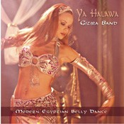 Ya Halawa by Gizira Band (Egyptian Belly Dance) - CD