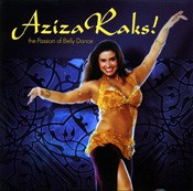 Aziza Raks! - The Passion of Bellydance - CD