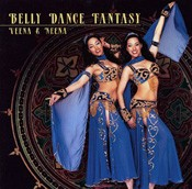 Belly Dance Fantasy - Neena & Veena - CD