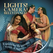 Lights! Camera! Bellydance! - CD